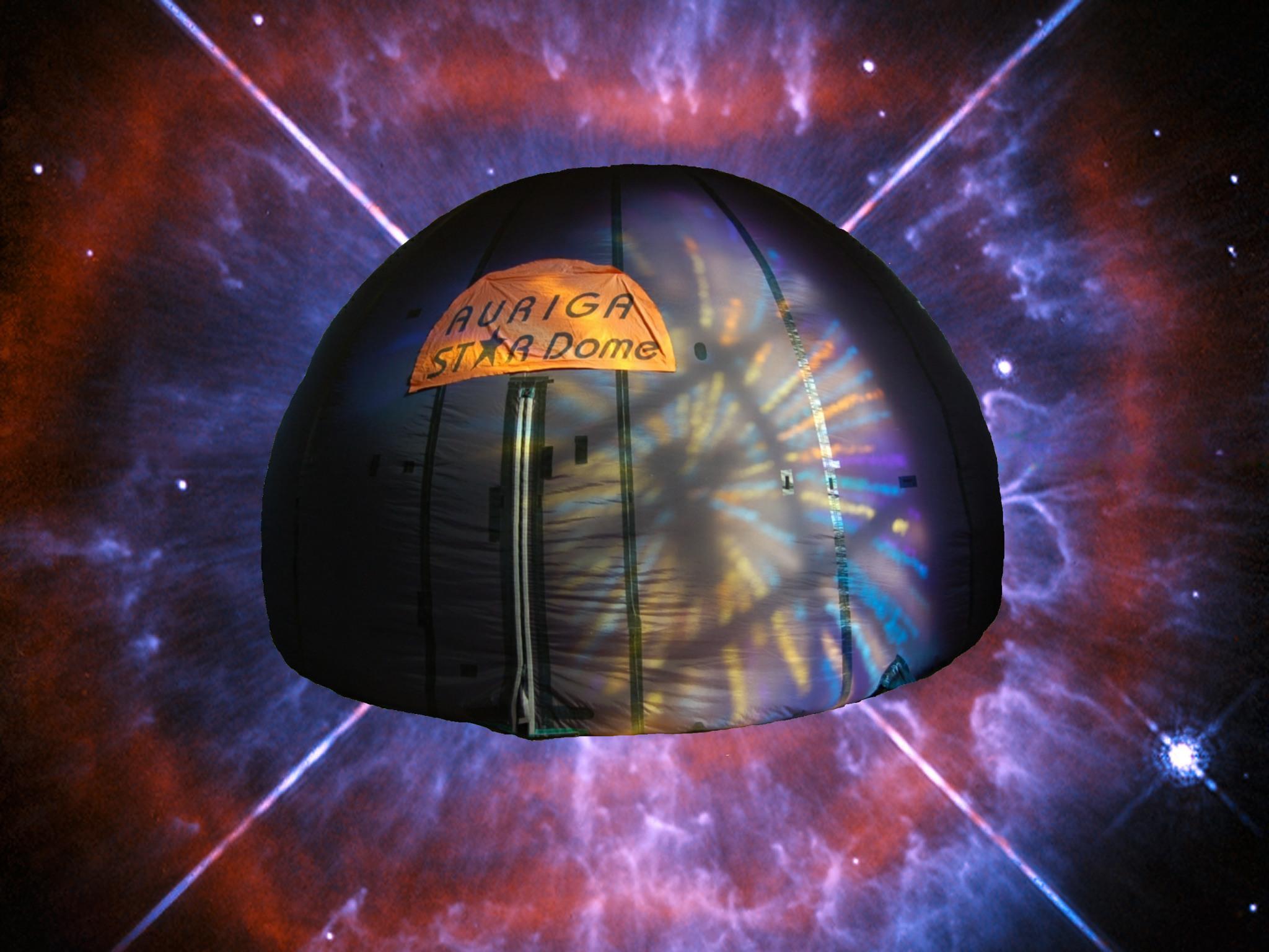 Auriga Astronomy - Star Dome