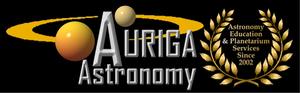 Auriga Astronomy Logo
